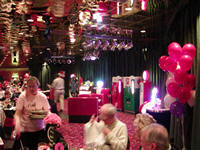 Retro Party Rooms