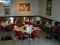 retro restaurant & kitchen tables & chairs